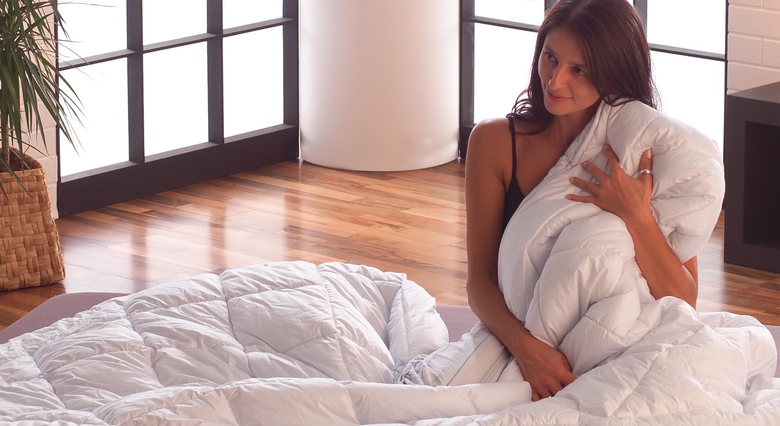 Microfaser-Kombi-Bettdecke Wiesental Allergie