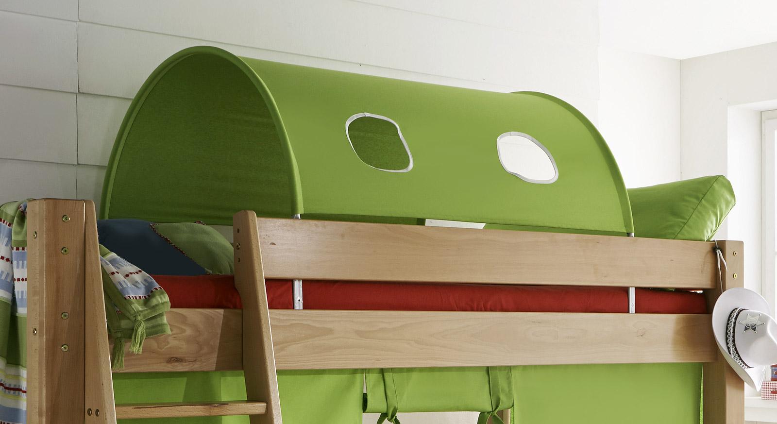 Spieltunnel für das Midi-Hochbett Kids Fantasy