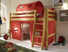 kinderhochbett kinderhochbetten g nstig kaufen. Black Bedroom Furniture Sets. Home Design Ideas