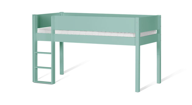 Mini-Hochbett Kids Town Color in Mint