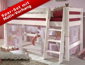 kinderbett prinzessin das kinderbett prinzessin f r m dchen. Black Bedroom Furniture Sets. Home Design Ideas