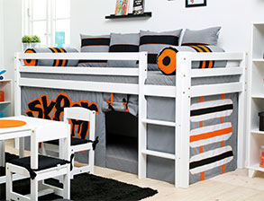 spielbetten online g nstig kaufen auf. Black Bedroom Furniture Sets. Home Design Ideas