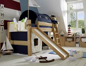 Kinderhochbetten mit Rutsche günstig kaufen | BETTEN.de | {Kinderhochbett mit rutsche 42}
