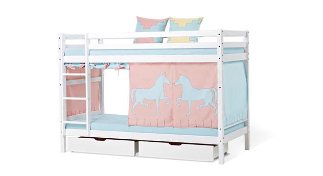 Mittelhohes Etagenbett Kids Heaven mit passenden Produkten