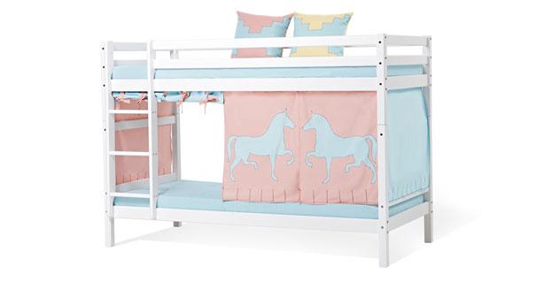 Mittelhohes Etagenbett Kids Heaven mit zwei Schlafplätzen