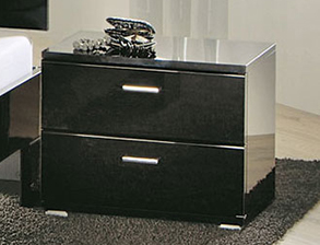 kommode black white design in schwarz und wei. Black Bedroom Furniture Sets. Home Design Ideas