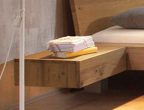 Schwebende Nachttische Und Nachtkonsolen Zum Einhängen
