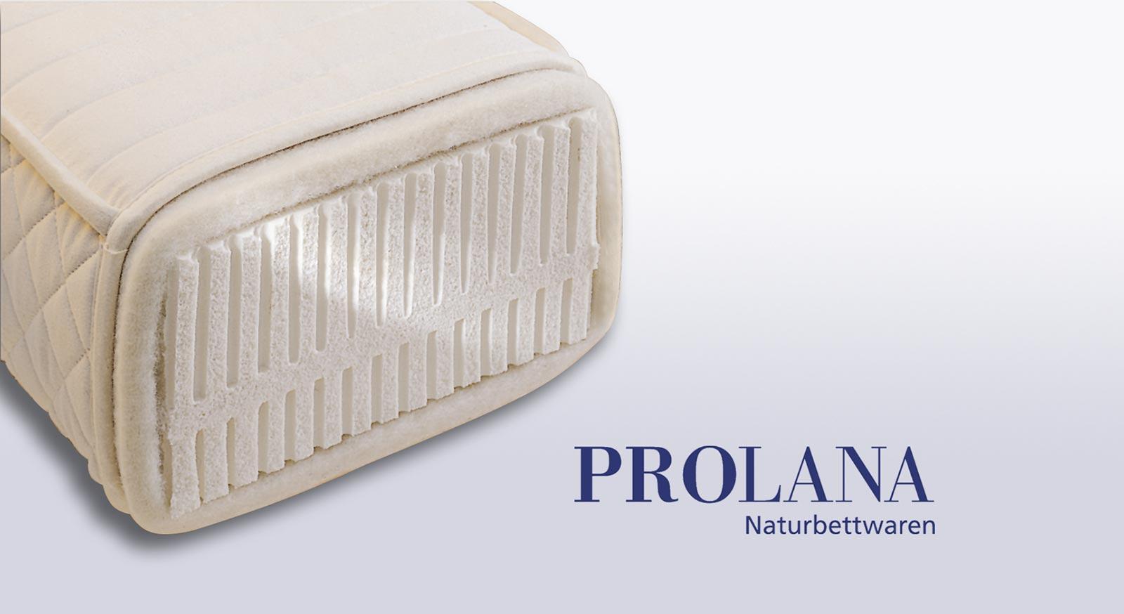 Naturlatex-Matratze Samar Premium Plus hat einen Kautschuk-Kern