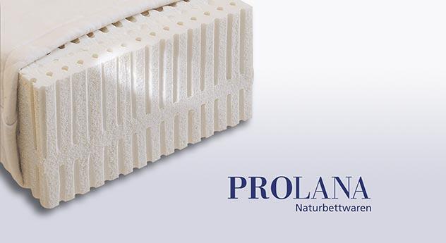 Naturlatex-Matratze Samar Premium auch in der Größe 180x200cm