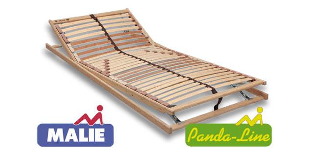 Lattenrost Panda Flex Bambus