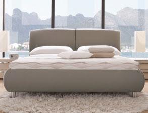 lederbetten mit bettkasten betten aus leder g nstig. Black Bedroom Furniture Sets. Home Design Ideas