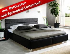 polsterbetten in 120 200 cm auf rechnung kaufen. Black Bedroom Furniture Sets. Home Design Ideas