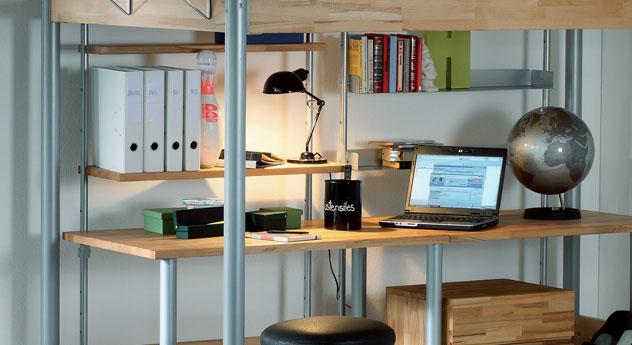 Regalsystem Bastian Boxen und Boards
