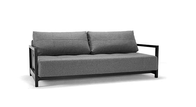 Schlafsofa Butland mit Taschenfederkern in Sitzfläche und Lehne