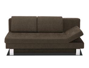 schlafsofa mit bettkasten und lattenrost. Black Bedroom Furniture Sets. Home Design Ideas