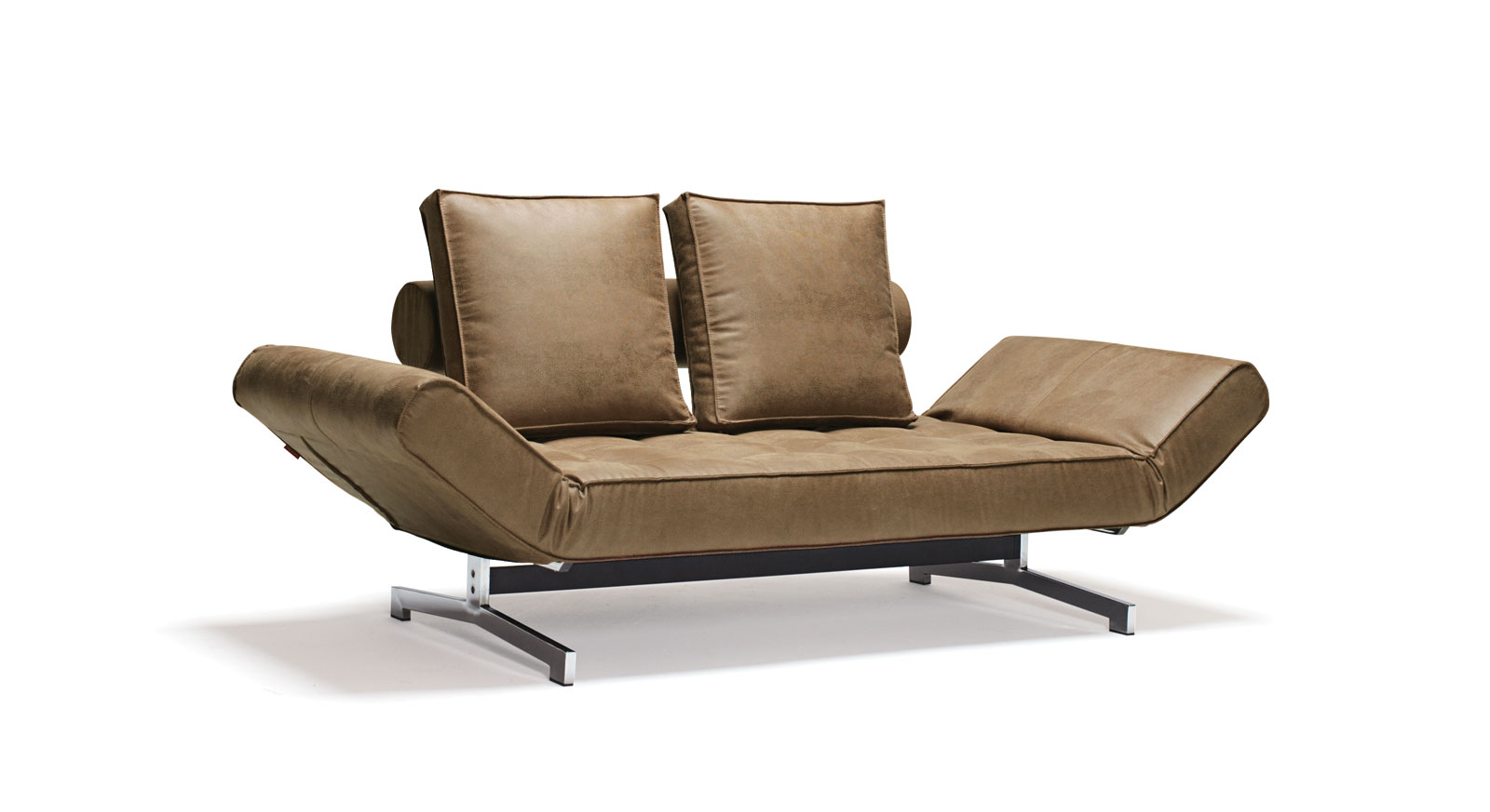 schlafsofa leder latest vreta von ikea schwarz wie neu. Black Bedroom Furniture Sets. Home Design Ideas