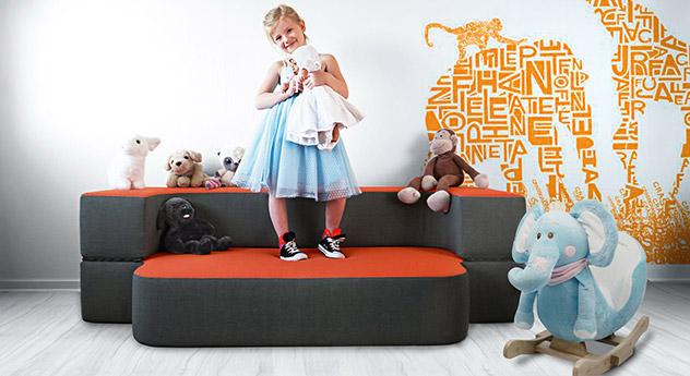 pin die schlafecke im kinderzimmer 20 coole ideen f r schlafzimmer on pinterest. Black Bedroom Furniture Sets. Home Design Ideas