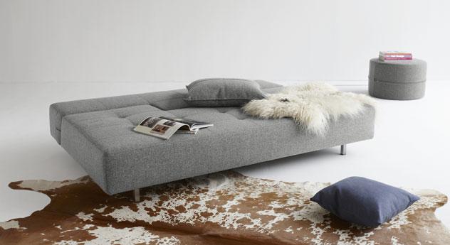 Schlafsofa Ross mit großer und geräumiger Liegefläche