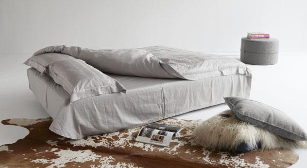Schlafsofa Ross ist praktisch für Übernachtungsgäste