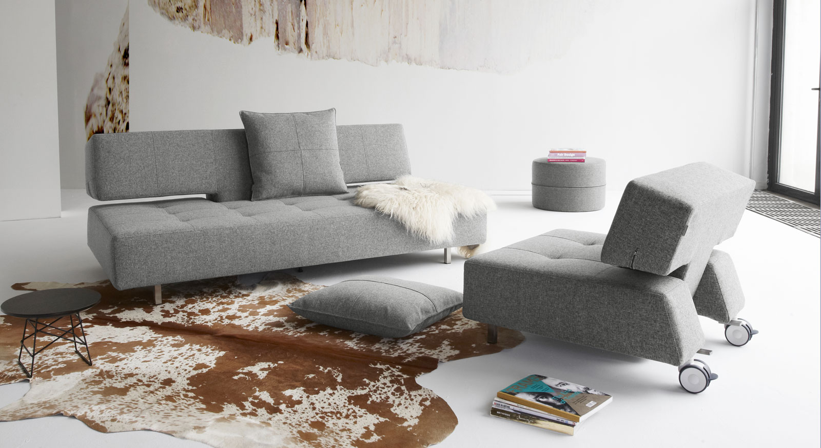 Passende Produkte wie Sessel Ross zum Schlafsofa Ross