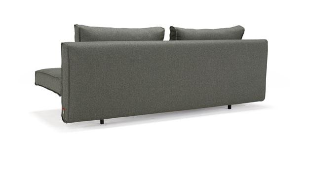 Bett oder wahlweise zwei sitzgelegenheiten kleine sp le for Bett oder schlafsofa