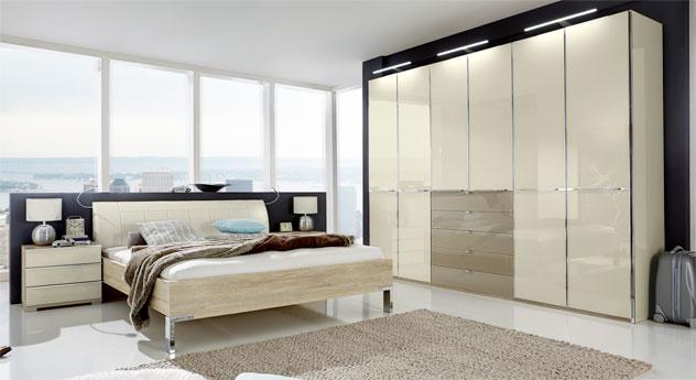 Schlafzimmerprogramm Banga mit passenden Produkten
