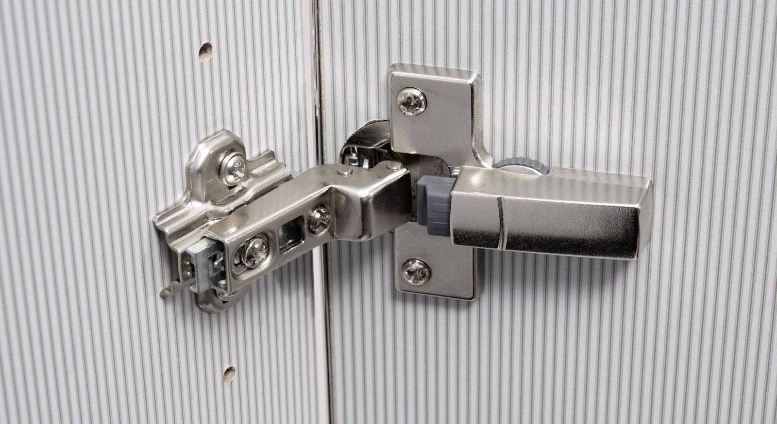 Innenausstattung Drehtüren-Kleiderschränke Tür-Dämpfer