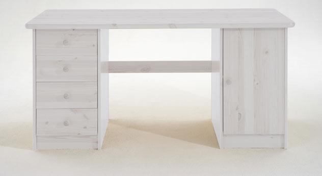 schreibtisch kids paradise 02 f r ihr kinderzimmer in kiefer. Black Bedroom Furniture Sets. Home Design Ideas