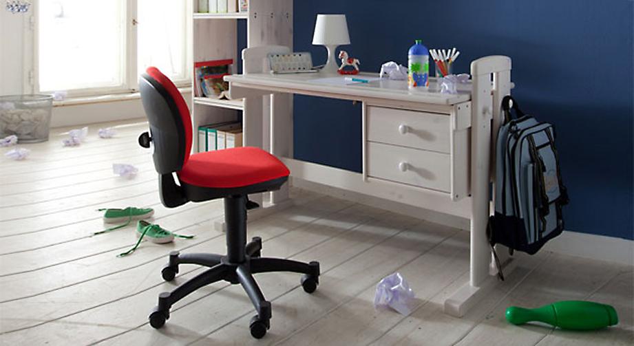 schreibtisch kids paradise 03 mit kippbarer tischplatte. Black Bedroom Furniture Sets. Home Design Ideas