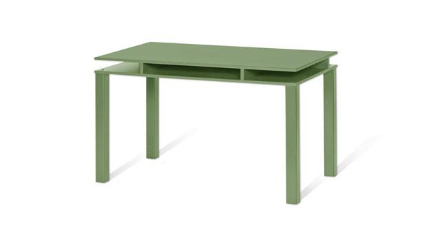 Schreibtisch Kids Town in MDF olivgrün