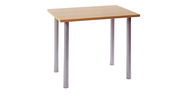 Schreibtisch Kim mit 4 Beinen