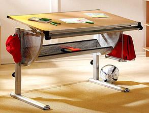 Großartig Schreibtisch Nico Fürs Kinderzimmer Ist Klappbar