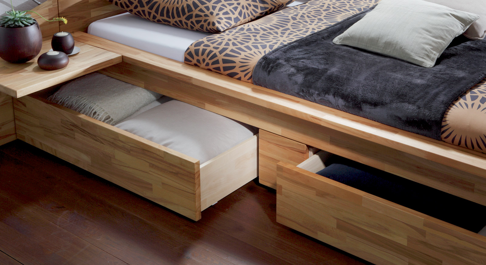 betten mit schubladen um superpreis pictures to pin on. Black Bedroom Furniture Sets. Home Design Ideas