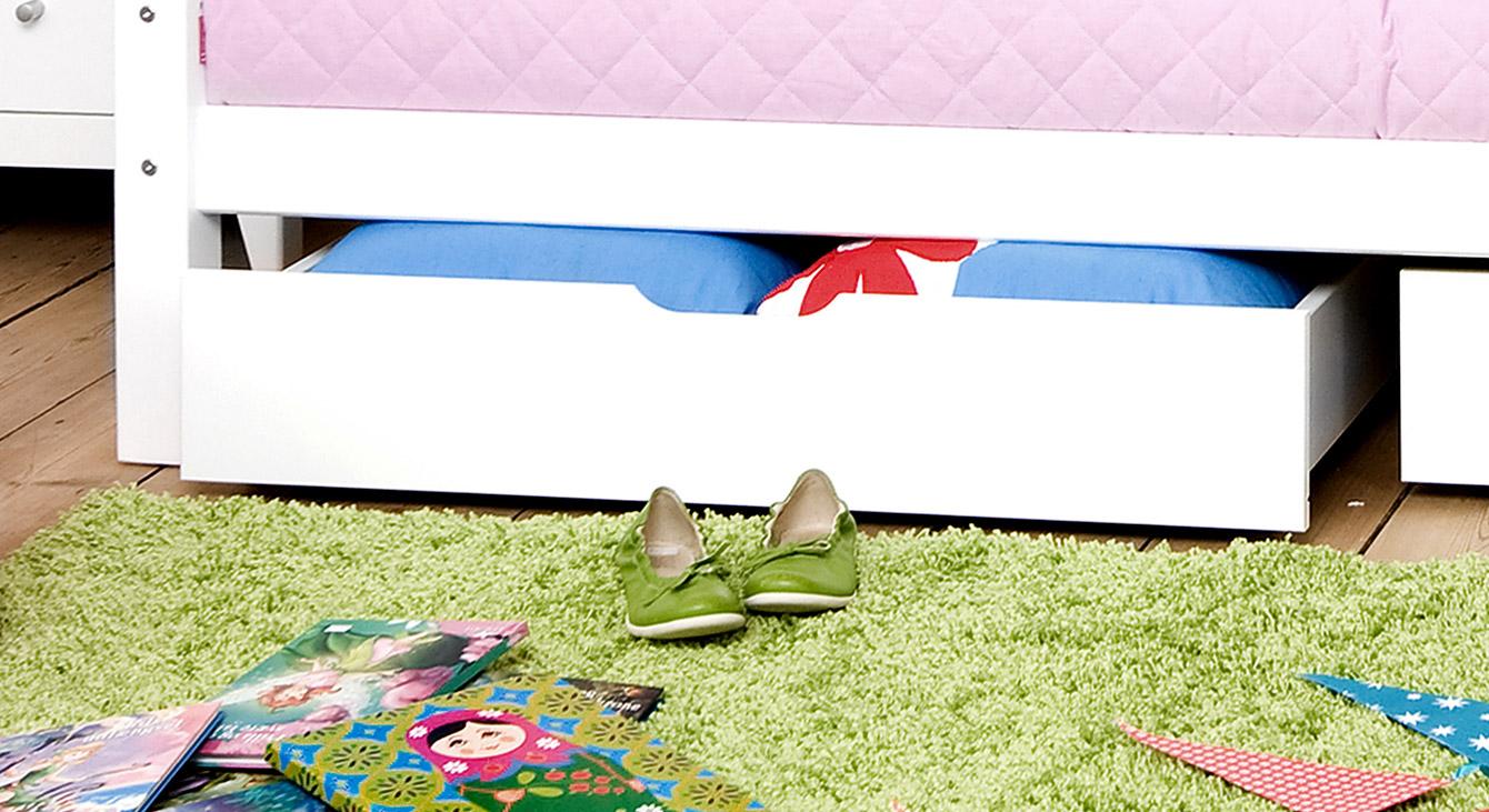 Die Höhe des Schubkasten-Sets Kids Heaven beträgt 19 cm