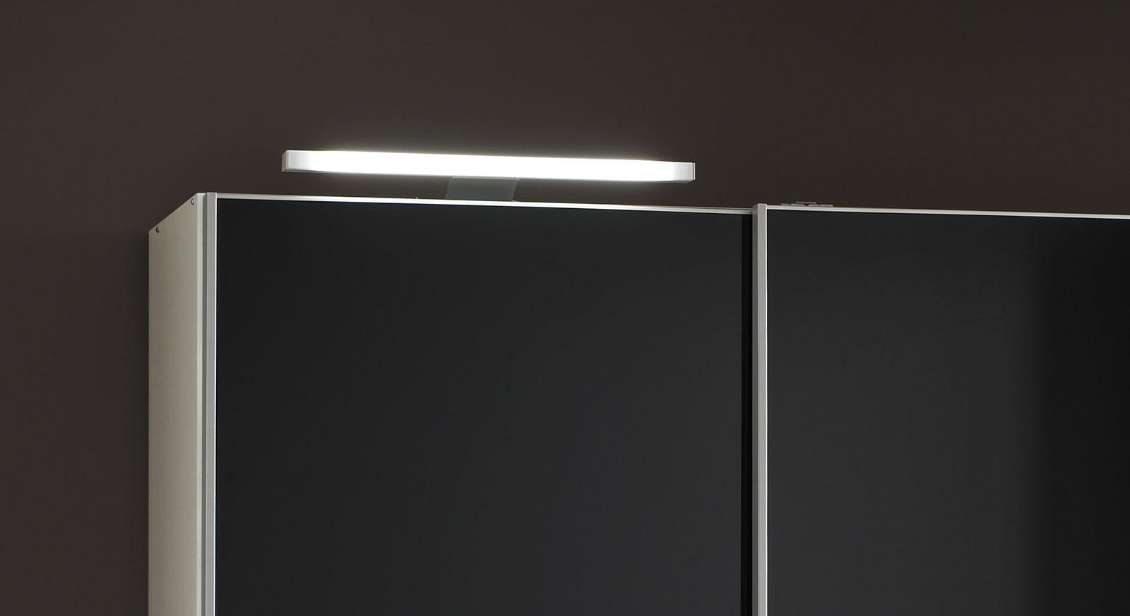 Kleiderschrank Madison mit optionalen Leuchten