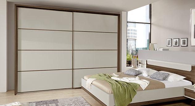 schwebet renschrank z b in 250x236 cm in cremewei patiala. Black Bedroom Furniture Sets. Home Design Ideas