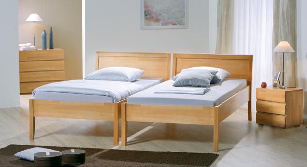hohes bett f r senioren aus buche seniorenbett bormio. Black Bedroom Furniture Sets. Home Design Ideas