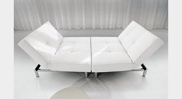Sessel Flash Light zwei Sessel kombiniert zum Entspannen