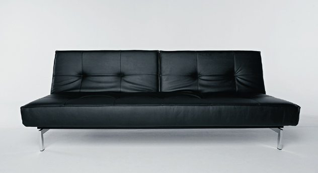 schwarze schlafcouch ausklappbar flash light. Black Bedroom Furniture Sets. Home Design Ideas