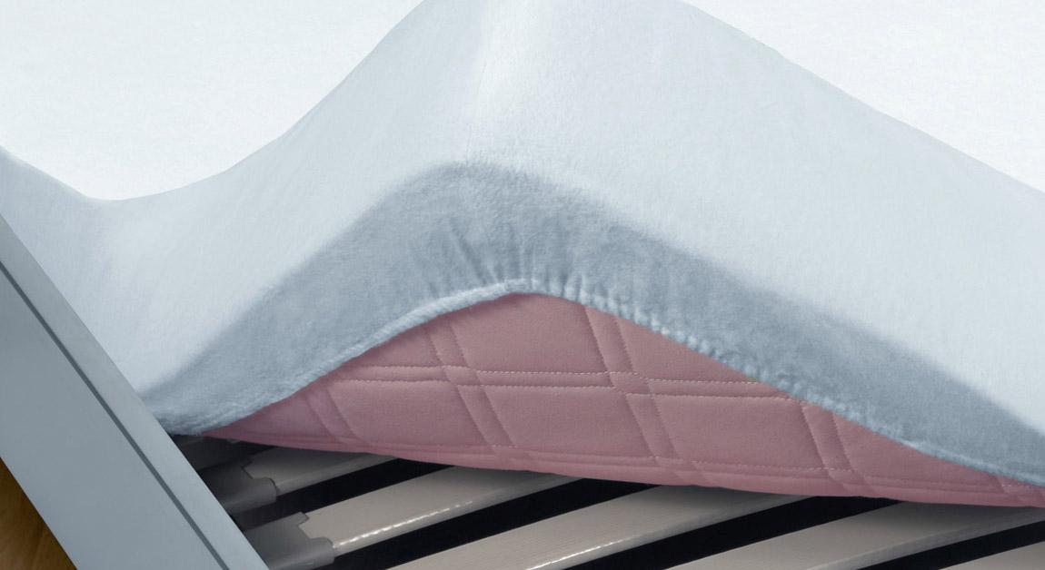 Kalmuck-Matratzenschonbezug aus Baumwolle