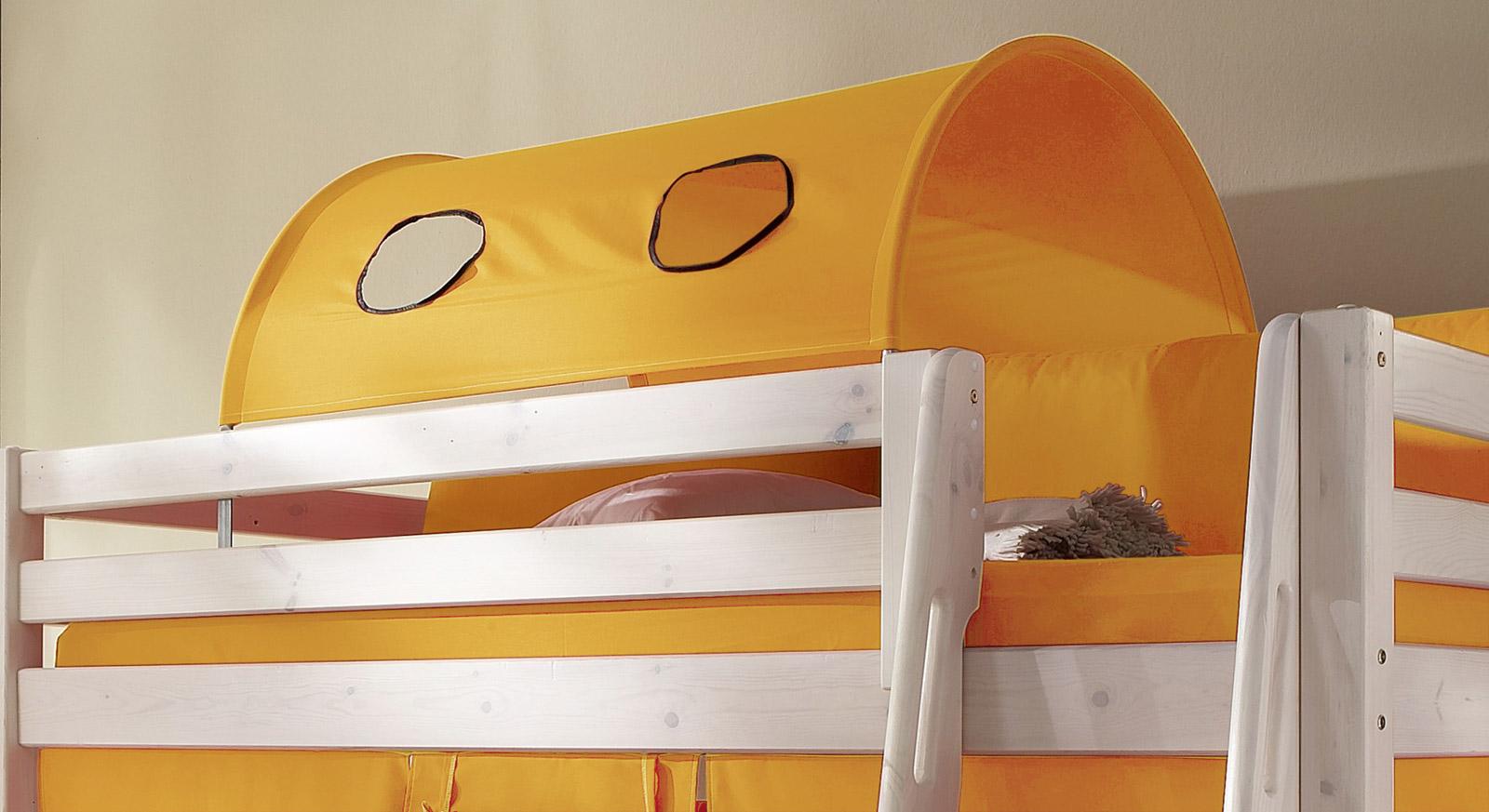 Spieltunnel Kids Paradise Gelb