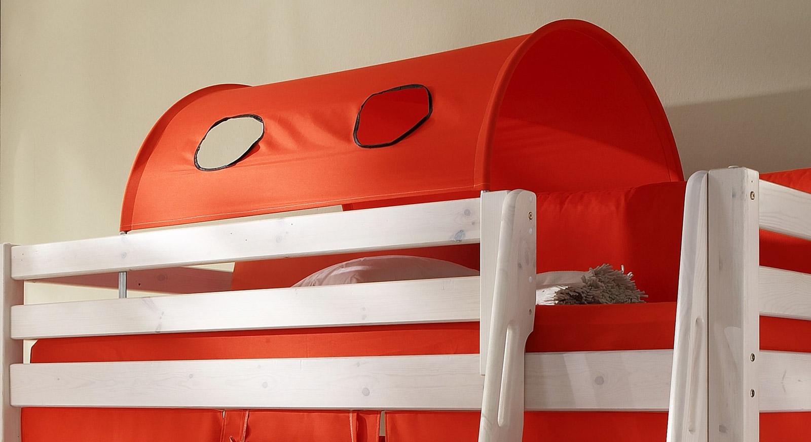Spieltunnel Kids Paradise Orange