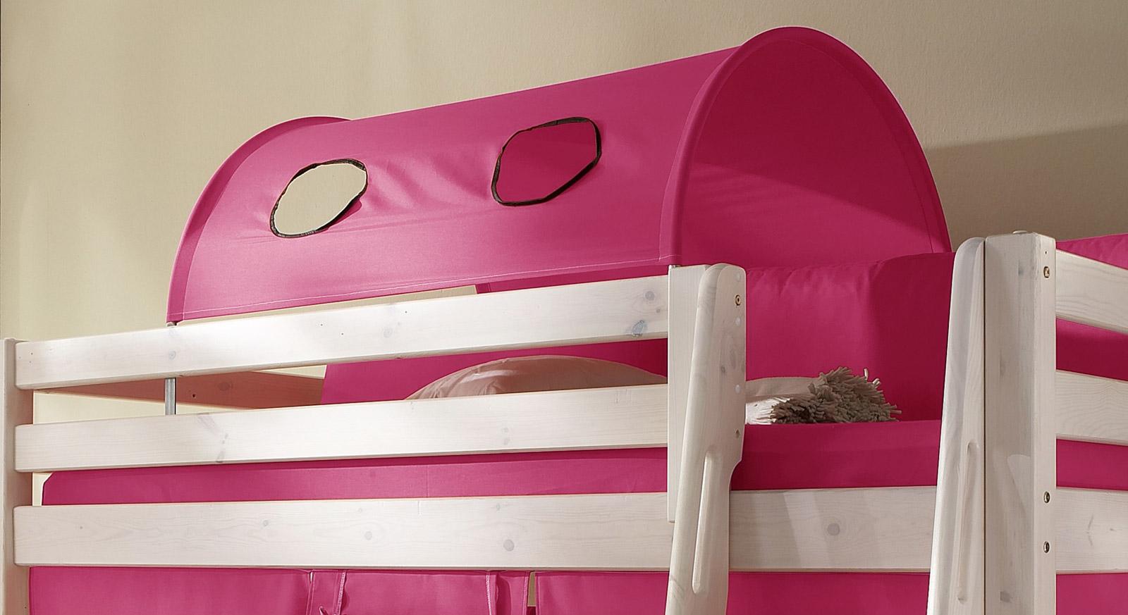 Spieltunnel Kids Paradise Pink
