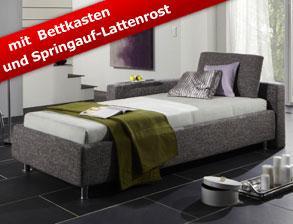 bett in komforth he ab 45cm komfortbetten. Black Bedroom Furniture Sets. Home Design Ideas