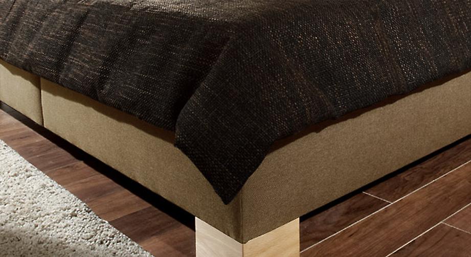 Tagesdecke Quintino Webstoff Muster dunkelbraun Detail