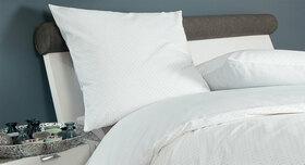 Hotelverschluss Bettwäsche