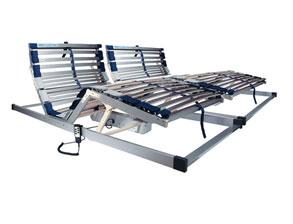 lattenrost motorrahmen in 140x200 cm vitalflex motor. Black Bedroom Furniture Sets. Home Design Ideas