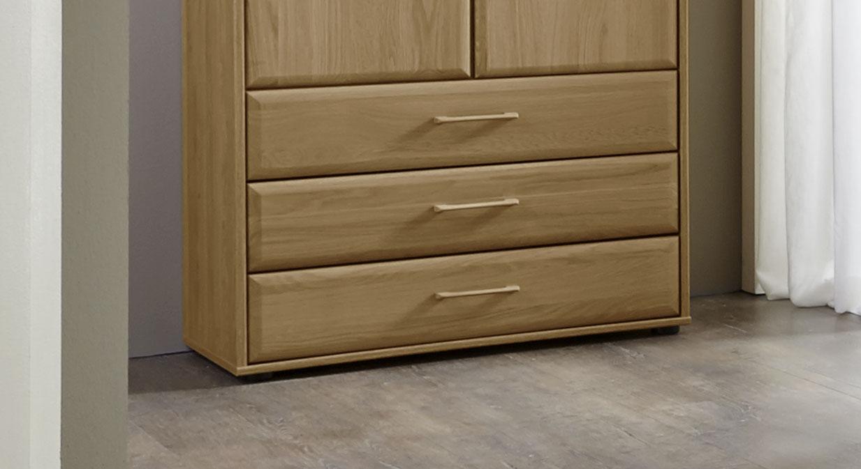 Wäscheschrank Raida mit großen Schubladen