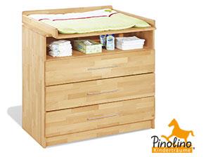 babybett aus buche massiv gefertigt online kaufen hanna. Black Bedroom Furniture Sets. Home Design Ideas