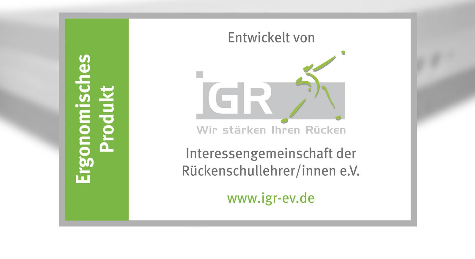 youSleep Matratze mit IGR-Siegel